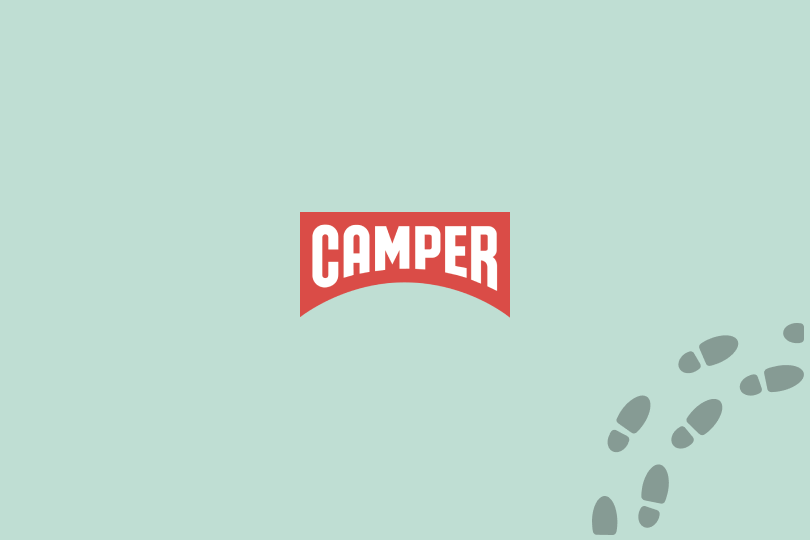 Camper shoes cover